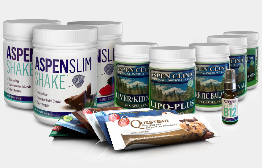 featured weight loss products