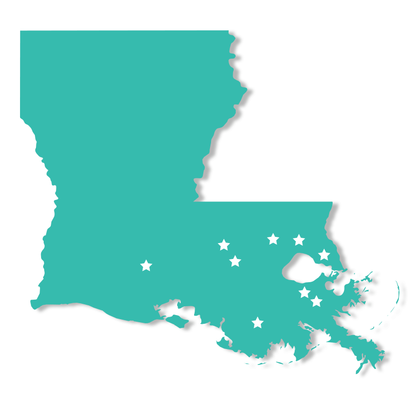 louisiana weight loss clinic locations