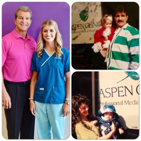Meet The Aspen Family