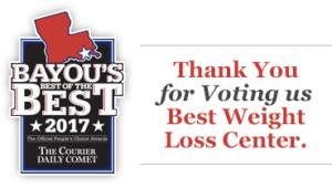 Best of Bayou Weight Loss Center