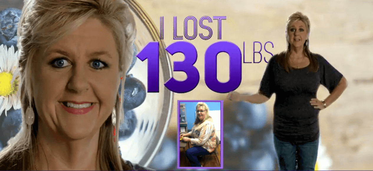 I lost 130 lbs