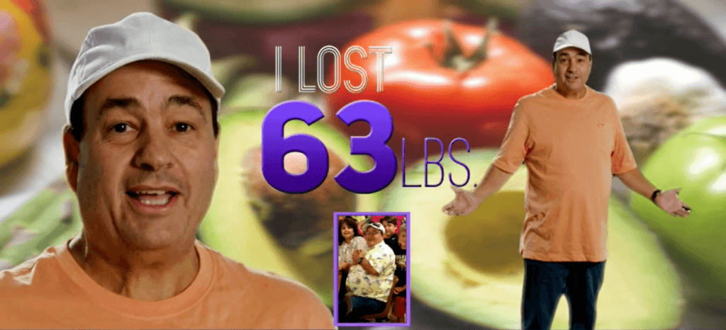 Weight Loss Before and After Men