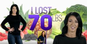 I lost 70 lbs