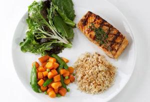 food portion sizes matter
